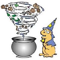 Wilbur the Soil Wizard; soil for kids