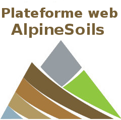 Plateforme web AlpineSoils